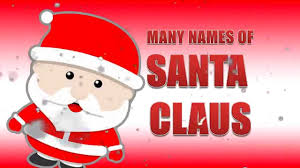 santa claus around the world for