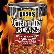 southern pit barbecue grillin u0027 beans bush u0027s beans