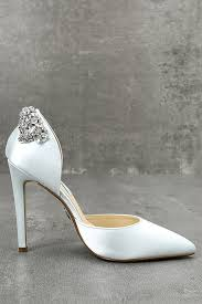 wedding shoes pumps 33 something blue wedding shoes brides