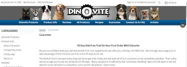 dino vite reviews ecommerce return policy how to write a returns and refunds policy