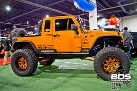 sema jeep yj sema 2012 coverage the rides bds