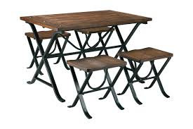 Ashley Furniture Coffee Table Freimore Dining Room Table And Stools Set Of 5 By Ashley