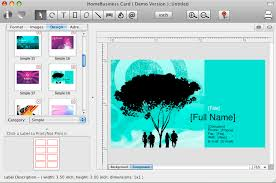 Creating Business Card How To Create Business Cards On Mac Thegreyhound