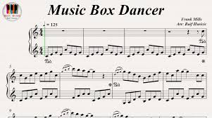 box frank mills box dancer frank mills piano