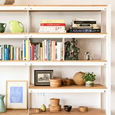 livingroom shelves 51 great ideas for shelves sunset magazine sunset magazine