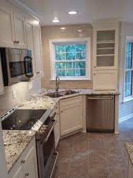 Kitchen Cabinets Sink Base Remodelling Your Livingroom Decoration With Great Cool Corner Sink