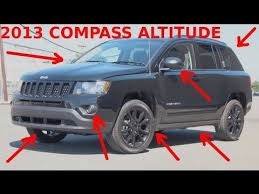 2014 jeep compass sport review 2013 jeep compass altitude review engine start up