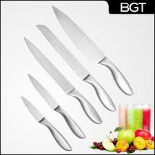 2015 newest stainless steel kitchen knife set paring knife utility