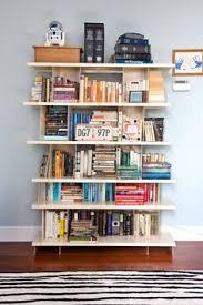 Home Office Bookshelves by Small Office Open Wall Shelves Set Office Pinterest Small