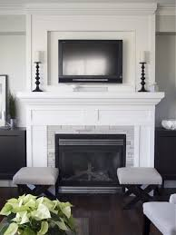 Living Room Fireplace Design by Aledo Project U2013 Tv Room A Well Dressed Home Shiplap Fireplace