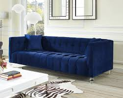 blue chesterfield sofa mercer41 kittrell chesterfield sofa reviews wayfair