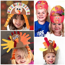 8 easy turkey hats for to make turkey hat thanksgiving