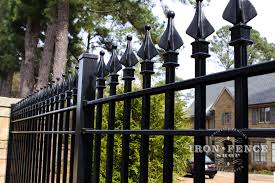 authentic wrought iron and aluminum fence it s all about the