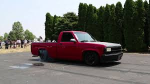 Dodge Dakota Truck Bed - burnout challenge 1996 dodge dakota youtube