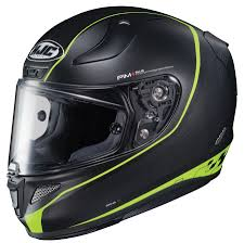 hjc motocross helmets hjc rpha 11 pro riberte helmet mc 4hsf green all sizes