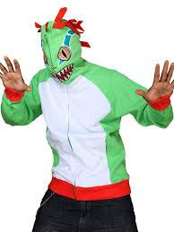 Warcraft Halloween Costume Warcraft Zip Hoodie Murloc