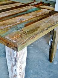 12 photos gallery of barnwood kitchen table furniture all for
