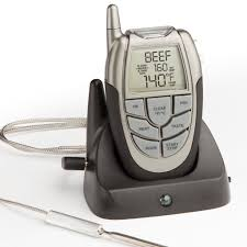 Backyard Grill Wireless Thermometer by Digital Wireless Thermometer For Smoker U2013 Zachsherman Me