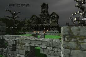 Mine Craft Halloween by Haunted Mansion Happy Halloween Creative Mode Minecraft