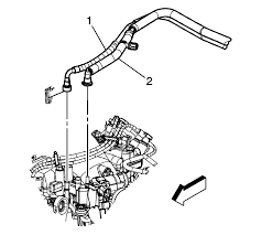 repair instructions fuel line replacement chassis 2006