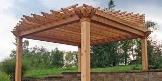 Wood Awning Design Beautiful Ideas Best Wood For Pergola Excellent Exterior Design