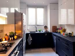 cuisine en la cuisine en u image exemple de