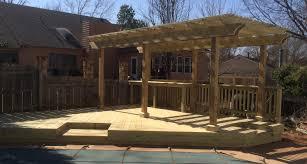 decks and porches oakley portable building