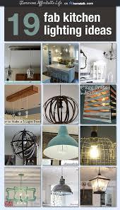 unique diy farmhouse overhead kitchen lights fab kitchen lighting ideas idea box by farmhouse chic blog diy