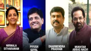 Cabinet Officers Cabinet Reshuffle Ias Officers Martial Art Expert And A