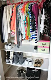 17 best images about simple organized closets on pinterest
