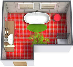 bathroom floor plans roomsketcher
