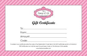 pages templates for gift certificate free full page gift certificate template printable gift certificate