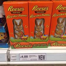 reese s easter bunny kev s snack reviews kevssnackreviews instagram photos and