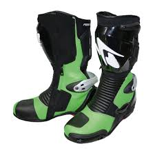 ladies motorbike boots spyke totem 2 0 leather motorcycle boots green