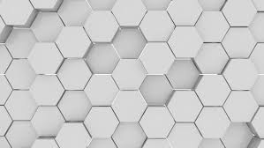 grid pattern alpha abstract hexagon geometric surface loop 1a light bright clean