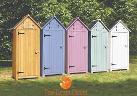 full range of tool sheds fox