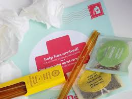 care package for sick davidstea cold sick day care package tea nail