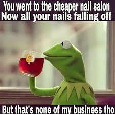 Nail Tech Meme - classic hair and nails bronx new york facebook