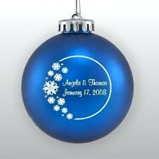 personalized ornaments for wedding favors wedding favors