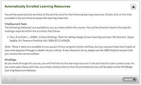 online learning resources academic experience learning resources