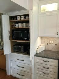 kitchen microwave ideas where to put microwave in kitchen warmupstudio club