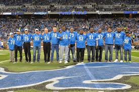 who do the lions play on thanksgiving honoring legends detroit u0027s tradition of great defensive linemen