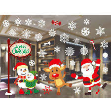 Battery Operated Christmas Window Decorations Uk by Christmas Window Decorations Ebay