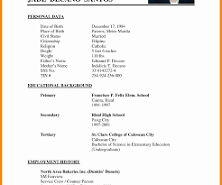 resume for application format exceptional resume application template an to become your