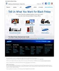 black friday or cyber monday for tv top 20 black friday u0026 cyber monday email inspirations