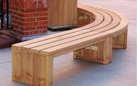 Outdoor Wooden Benches Bench Awesome Curved Bench Full Image For Unique Wooden Benches
