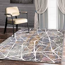 Modern Rugs Co Uk Review Large Beige Pattern Modern Rug Co Uk