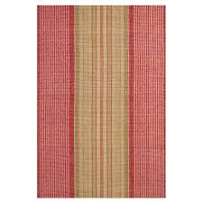 dash and albert rugs hand woven cotton red area rug u0026 reviews