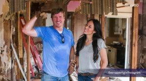 Waco Home Show Fixer Upper U0027 Couple Chip And Joanna Gaines Considered Leaving Waco