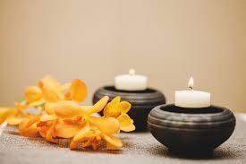 imagenes flores relajantes velas y flores relajantes descargar fotos gratis